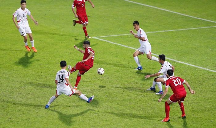 Li Băng vùng lên mạnh mẽ với những bàn thắng liên tiếp.