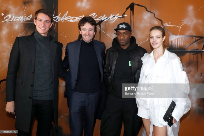 Ngô Diệc Phàm đọ vẻ ngoài soái ca với chàng thơ Timothee Chalamet tạiTuầnlễ thời trang nam Paris 2019 ảnh 15