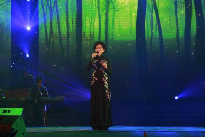 Đêm nhạc còn có sự tham gia của một số giọng ca nổi tiếng như Giao Linh, Mỹ Huyền,…