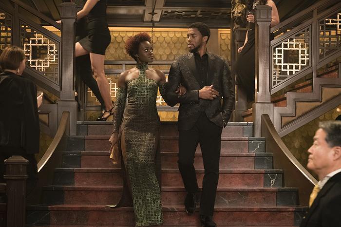 Nhìn vào thành tích 198 đề cử với 58 chiến thắng, ai có thể nói Black Panther không xứng đáng góp mặt tại Oscar 2019? ảnh 13