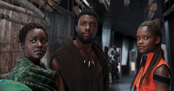 Nhìn vào thành tích 198 đề cử với 58 chiến thắng, ai có thể nói Black Panther không xứng đáng góp mặt tại Oscar 2019? ảnh 12