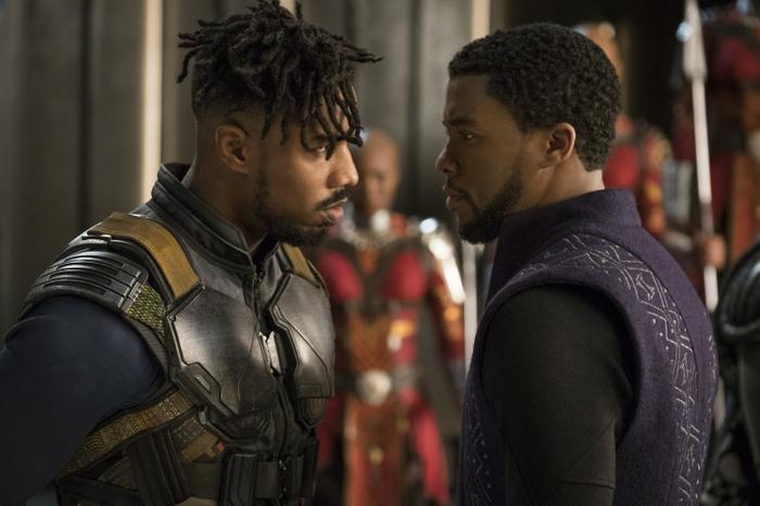 Nhìn vào thành tích 198 đề cử với 58 chiến thắng, ai có thể nói Black Panther không xứng đáng góp mặt tại Oscar 2019? ảnh 1