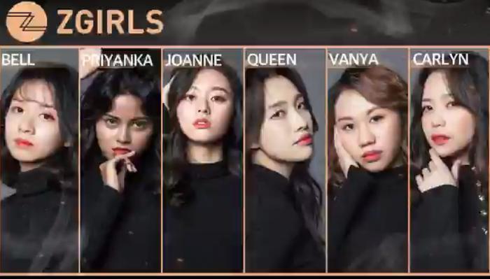 Z-Girls.