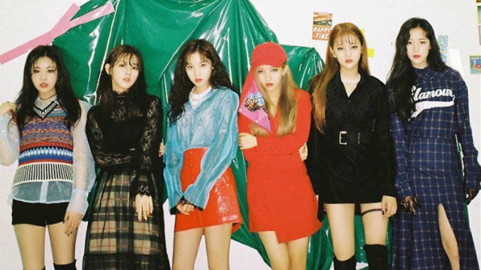 (G)I-DLE.