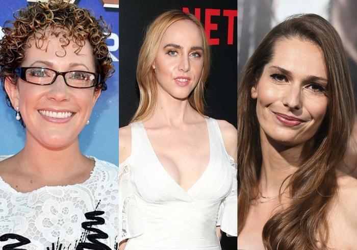 """Bộ ba biên kịch đã """"đánh tiếng"""" đến cho Diesel:Nicole Perlman, Lindsey Beer và Geneva Robertson-Dwore."""