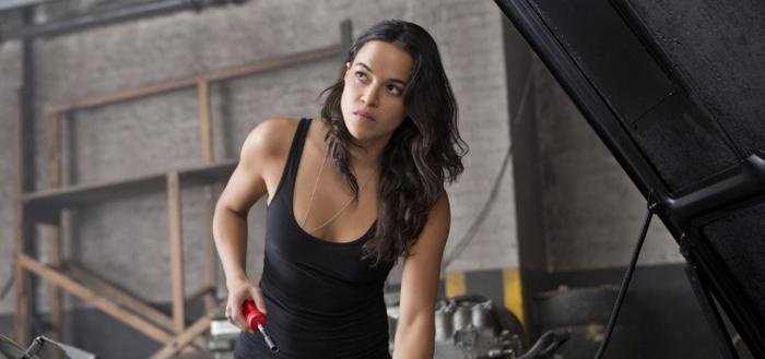 Michelle Rodriguez là người ấp ủ giấc mơ Fast nữ từ rất lâu.