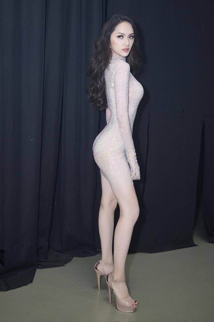 Hari Won và những sao Việt hiếm hoi mặc đồ xuyên thấu mà không bị 'ném đá'