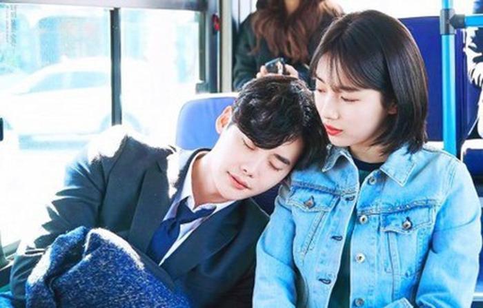 Eric Mun đóng cặp với Go Jun Hee  Lee Jong Suk thú nhận yêu Suzy ảnh 0