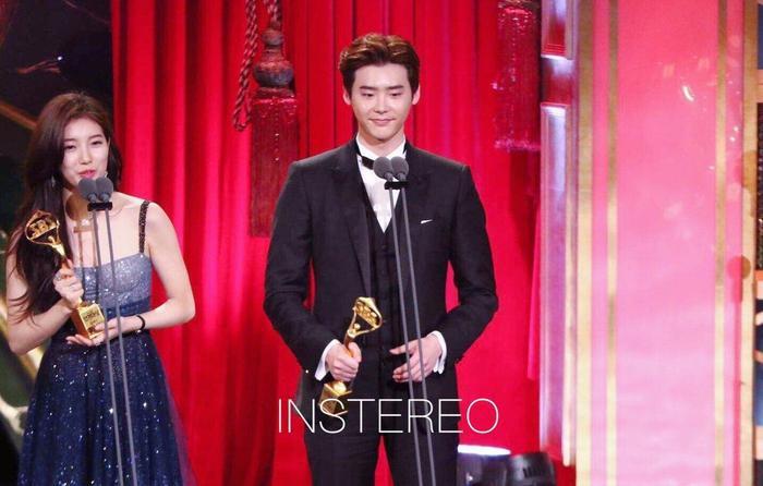 Eric Mun đóng cặp với Go Jun Hee  Lee Jong Suk thú nhận yêu Suzy ảnh 3