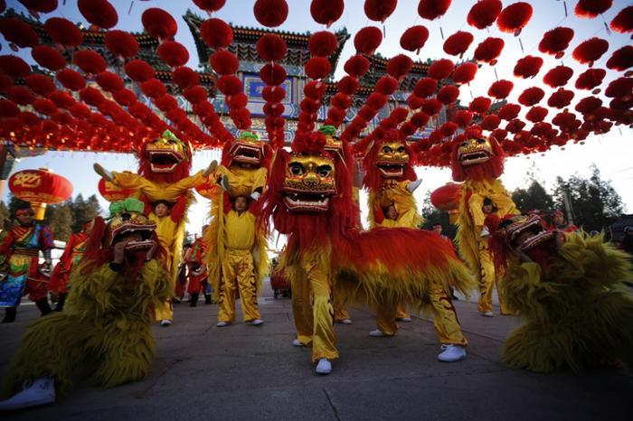 Dân Trung Quốc có 2 tuần lễ vàng được nghỉ dài trong năm là Tết âm lịch và Quốc khánh