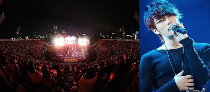 Concert hoành tráng của Jaejoong.