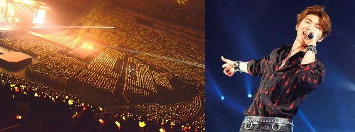 Daesung và concert đầu tay tại Nhật.
