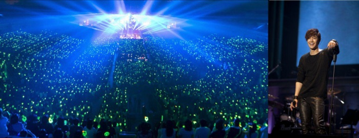 Concert đầu tay của Kim Hyun Joong.