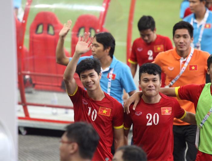 Nam vương bóng đá Việt Nam: Duy Mạnh 'chào thua' Công Phượng!