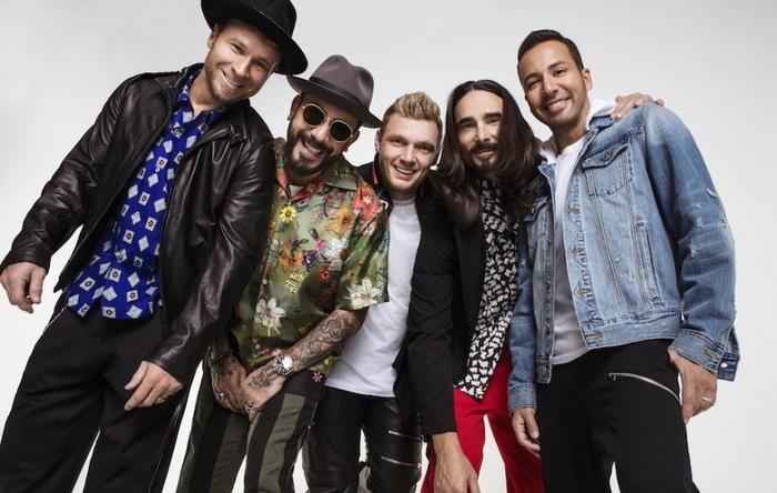 Nhóm nhạc nổi tiếng một thời Backstreet Boys cũng sẽ góp mặt tại lễ trao giải Grammy năm nay.