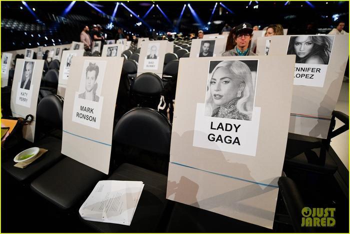 Sơ đồ chỗ ngồi Grammy 2019 vừa được hé lộ.