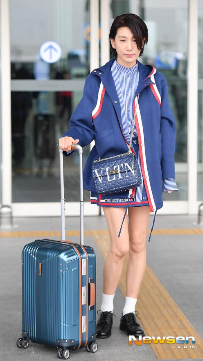 Dàn sao 'SKY Castle' đạo náo sân bay, lên đường đến Thái Lan du lịch nghỉ dưỡng
