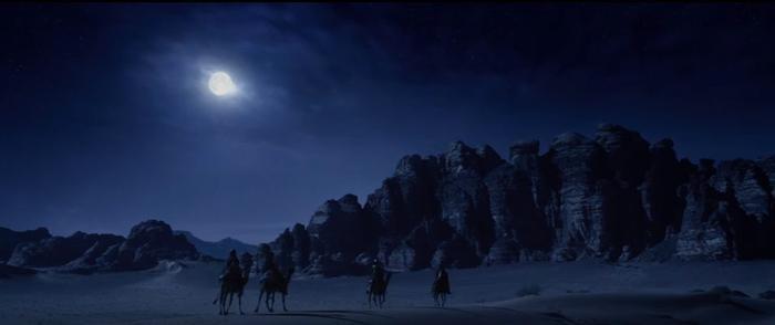 Khung cảnh xuất hiện trong phim.
