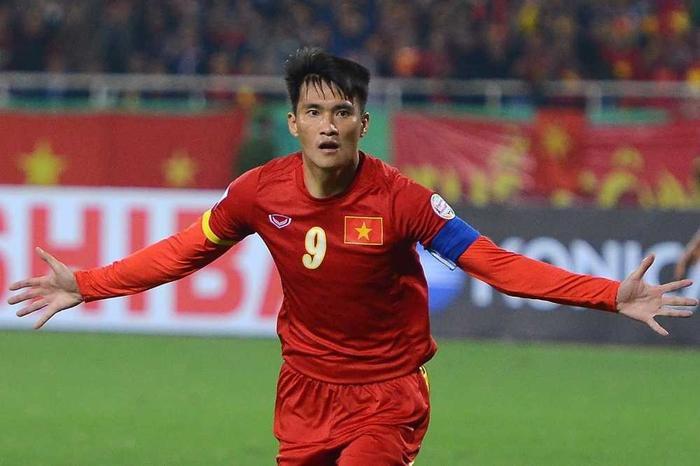 Lê Công Vinh từng có bản hợp đồng đình đám khi chuyển sang thi đấu cho CLB Bình Dương.