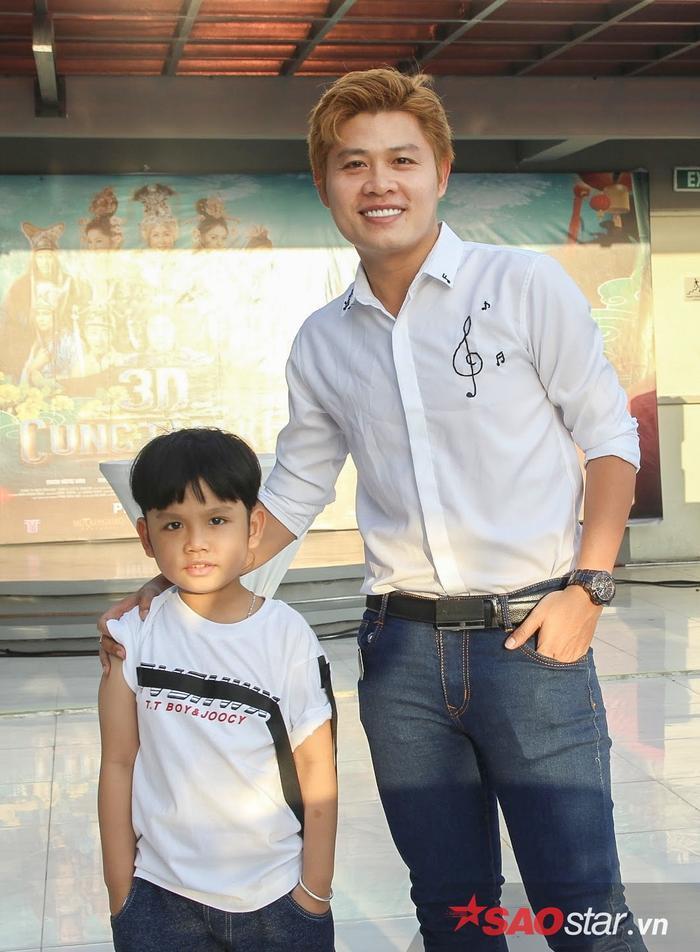"""Nhạc sĩ Nguyễn Văn Chung - người chấp bút cho nhạc phim """"3D Cung tâm kế""""."""