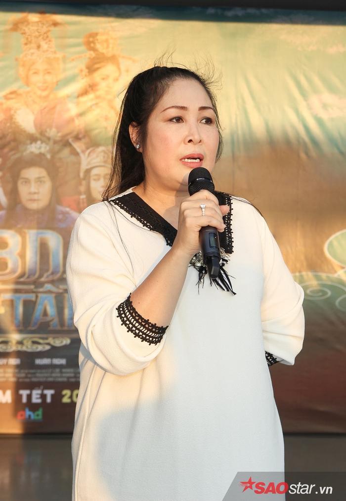 NSND Hồng Vân cùng những chia sẻ chân tình xung quanh bộ phim