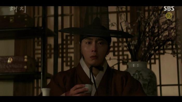Haechi tập 1: Khán giả Hàn đẩy thuyền Jung Il Woo  Kwon Yul, khen Go Ara đẹp khi cải trang thành kỹ nữ ảnh 1