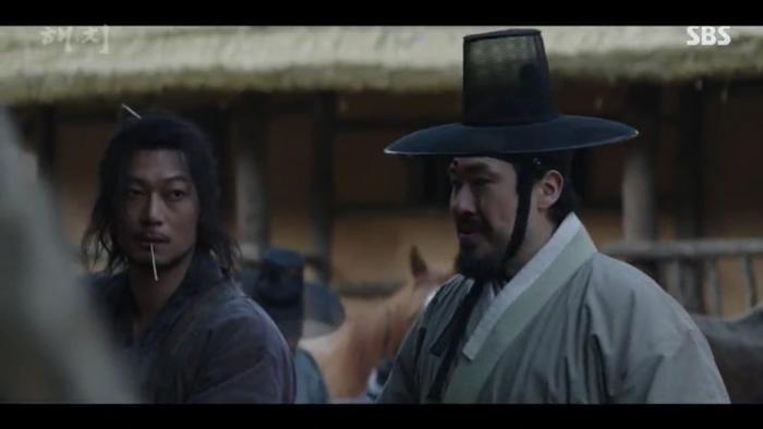 Haechi tập 1: Khán giả Hàn đẩy thuyền Jung Il Woo  Kwon Yul, khen Go Ara đẹp khi cải trang thành kỹ nữ ảnh 2
