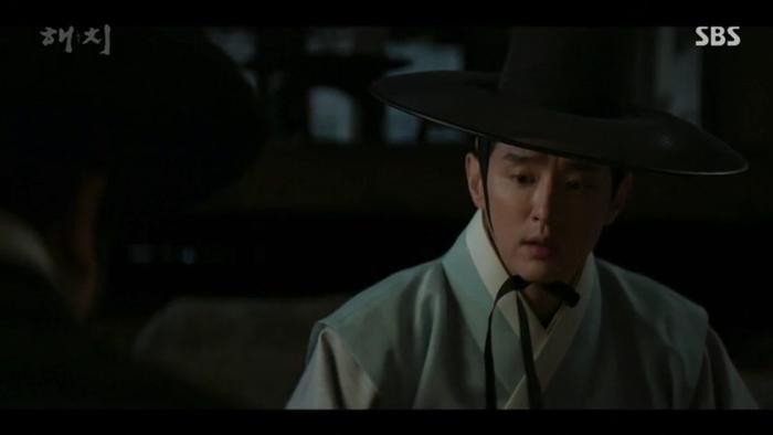 Haechi tập 1: Khán giả Hàn đẩy thuyền Jung Il Woo  Kwon Yul, khen Go Ara đẹp khi cải trang thành kỹ nữ ảnh 10
