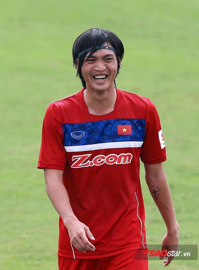 Tuấn Anh là tiền vệ tài hoa của bóng đá Việt Nam nhưng số phận lận đận.