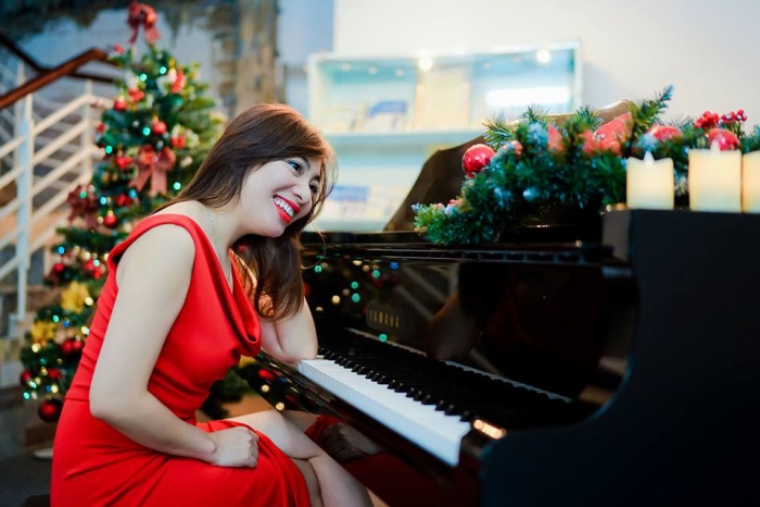 Cựu nữ sinh Ngoại thương sáng tạo phương pháp tự học piano siêu tốc, dạy miễn phí cho hàng nghìn người ảnh 3