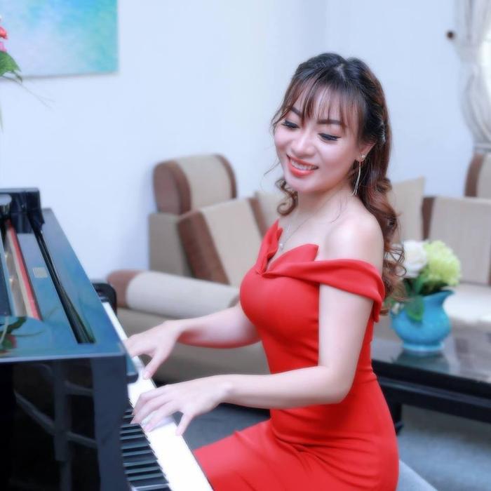 Cựu nữ sinh Ngoại thương sáng tạo phương pháp tự học piano siêu tốc, dạy miễn phí cho hàng nghìn người ảnh 5