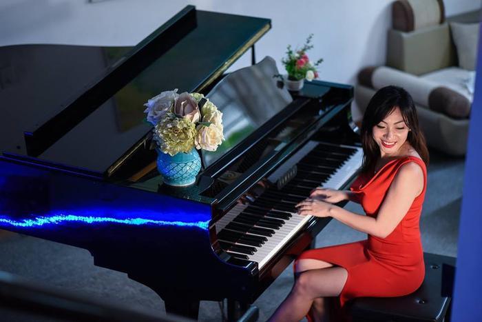 Cựu nữ sinh Ngoại thương sáng tạo phương pháp tự học piano siêu tốc, dạy miễn phí cho hàng nghìn người ảnh 6
