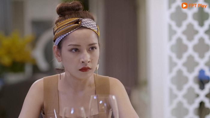 Hạ Linh thay đổi thái độ khi nói chuyện với bà Xuân