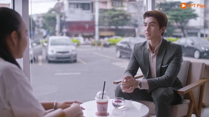 """Nam Phong trở thành """"soái ca"""" mua nước cho em gái An Chi"""