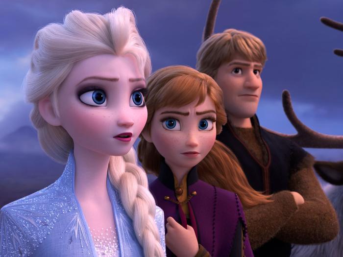Frozen 2 đang là siêu phẩm hoạt hình được chờ đợi nhất.