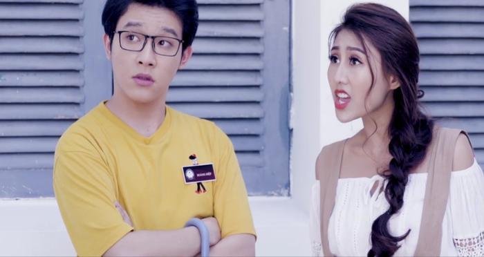 Tập 8 'Hoán đổi thanh xuân': Hết 'khóa môi' ngọt ngào, Xuân Hùng giờ còn biết ghen vì Kang Phạm
