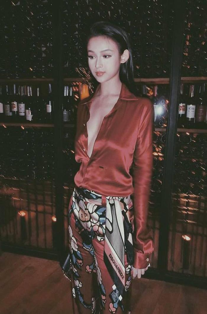 Vòng 1 lúc căng lúc xệ khó hiểu của Elly Trần, Angela Phương Trinh, Lý Nhã Kỳ ảnh 12