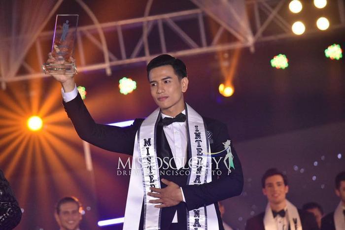 Thí sinh Việt Nam – Trịnh Bảo giành chiến thắng ngôi vị Nam vương Quốc tế lần thứ 13.