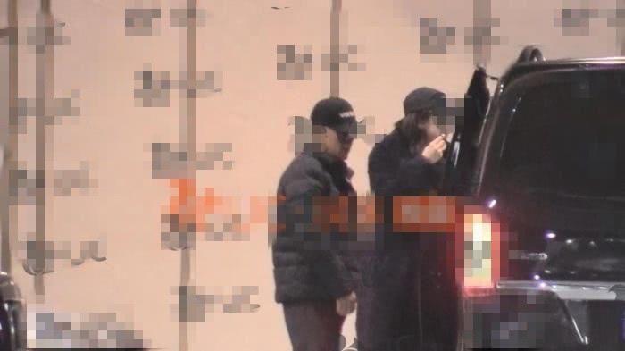 Bắt gặp Cổ Lực Na Trát đêm khuya đến nhà Trương Hàn dấy lên khả năng tái hợp? ảnh 3