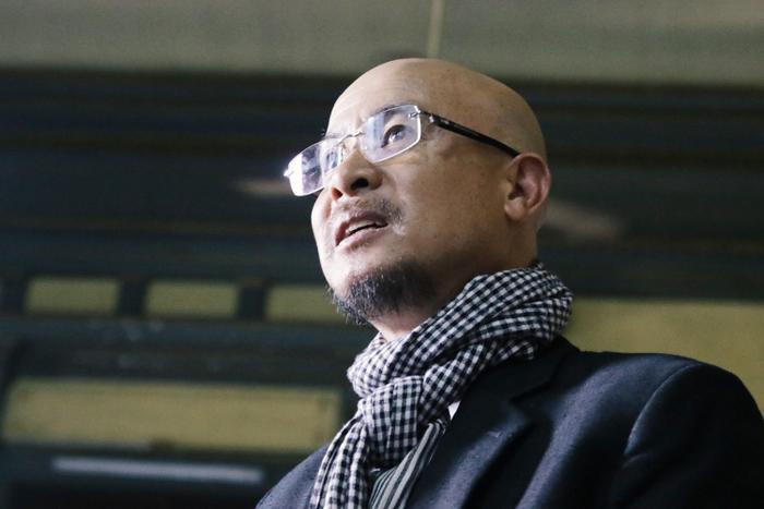 Ông Đặng Lê Nguyên Vũ cũng thẳng thắn chia sẻ quan điểm của mình tại toà.
