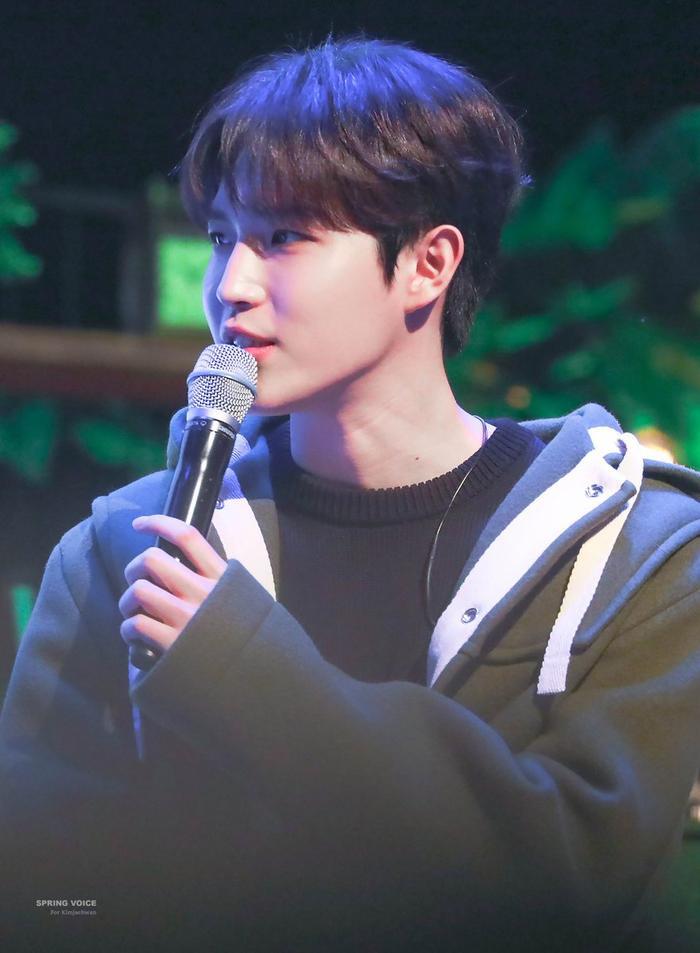Hình ảnh gần đây của Jaehwan.