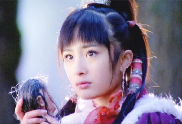 Đâu cần vai diễn Hoàng Dung của Chu Ân, Dương Mịch cũng khiến khán giả mê mệt với gia tài phim cổ trang của mình ảnh 12