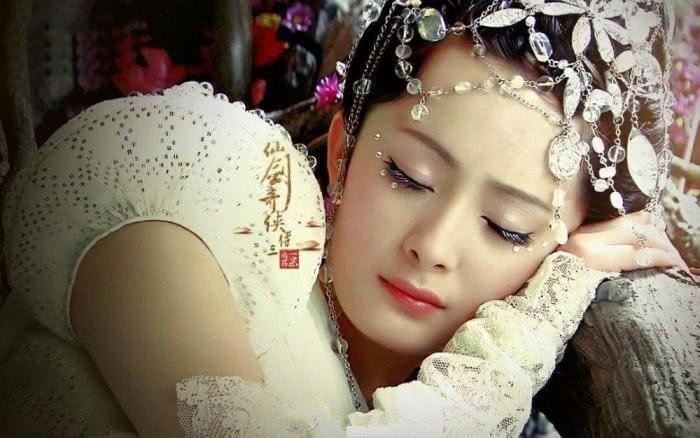 Đâu cần vai diễn Hoàng Dung của Chu Ân, Dương Mịch cũng khiến khán giả mê mệt với gia tài phim cổ trang của mình ảnh 7