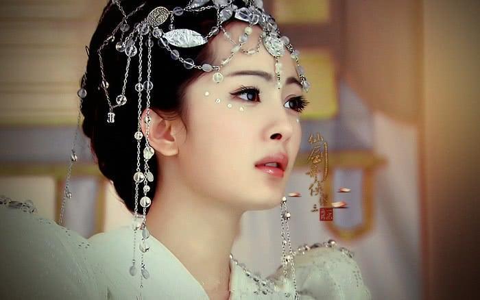 Đâu cần vai diễn Hoàng Dung của Chu Ân, Dương Mịch cũng khiến khán giả mê mệt với gia tài phim cổ trang của mình ảnh 8