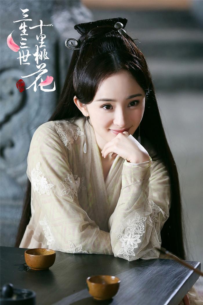 Đâu cần vai diễn Hoàng Dung của Chu Ân, Dương Mịch cũng khiến khán giả mê mệt với gia tài phim cổ trang của mình ảnh 18