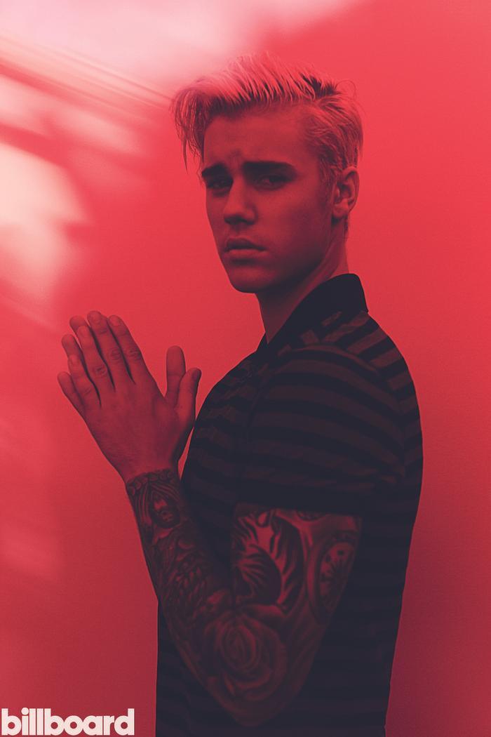Đào hoa là thế nhưngmột khi đã yêu thực sự rồi thì khó lòng dứt được lắm phải không Justin?