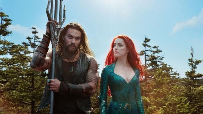 Tận 4 năm nữa khán giả mới được xem 'Aquaman 2' vào năm 2022