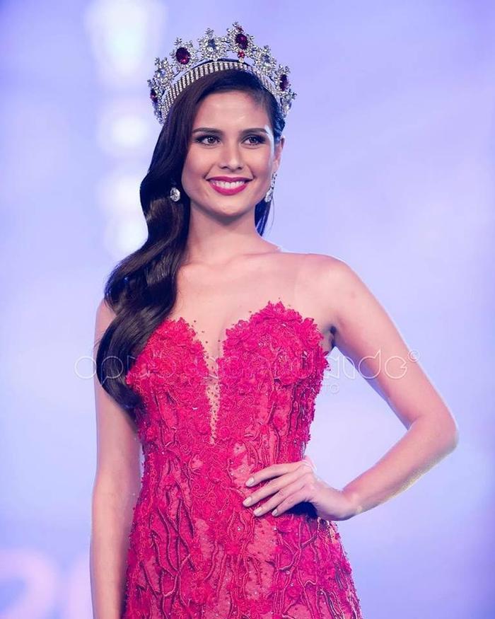 Hiện cô đã 27 tuổi, đây là bất lợi khá lớn khi cô quyết định tham gia Hoa hậu Hoàn vũ Philippines năm nay.