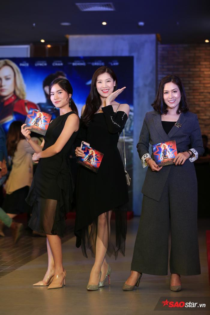 MC Mai Trang – Phí Linh – Hà Hương