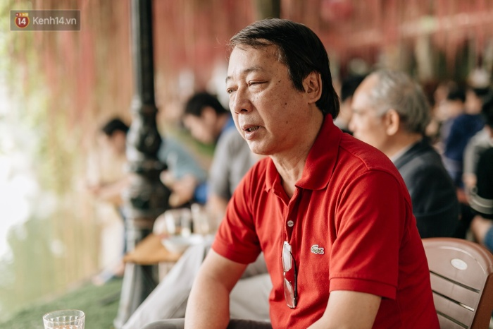 Thầy giáo Trần Nhật Chính - người trực tiếp giảng dạy ông Ri Ho Jun.